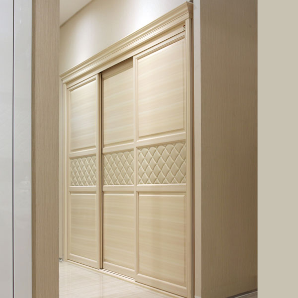 Online get cheap latest wardrobe designs for Bedroom wardrobe designs with sliding doors
