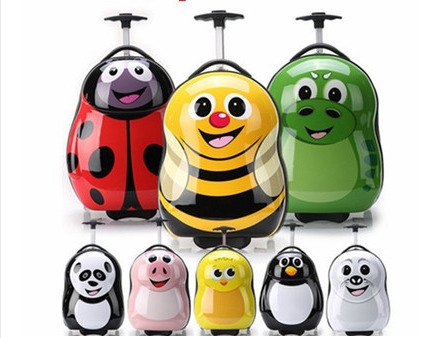 Child trolley suitcase cute cartoon Luggage 4705 - mei pan's store