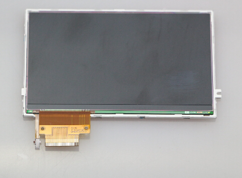 100% original New OEM for psp2000 slim LCD Screen Backlight Display Replacement Part For Sony PSP 2000 2001 Slim(China (Mainland))