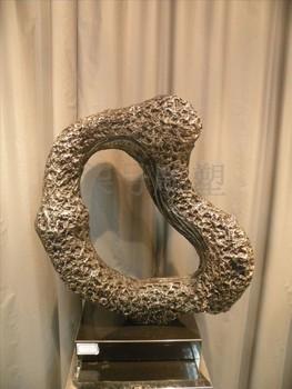 Stone abstract sculpture crafts accessories soft desktop sculpture decoration modern art