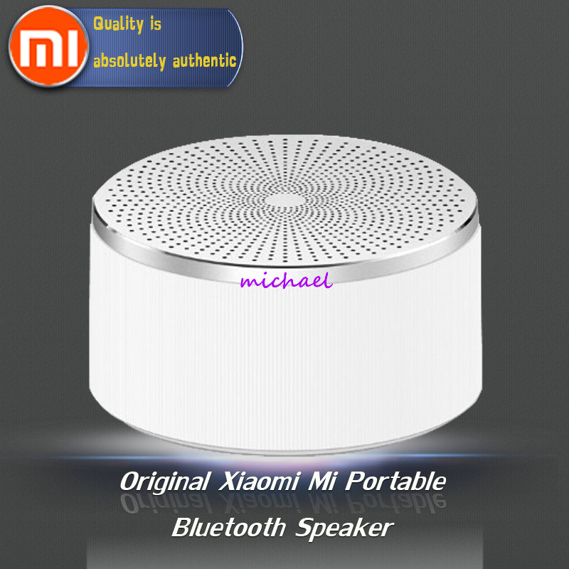 Original Xiaomi Mi Wireless Mini Portable Bluetooth Speaker Youth Loud Sound Box Mp3 Media Player For IOS Android Phones(China (Mainland))