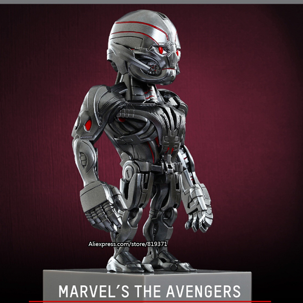 Marvel Super Heroes The Avengers Age Of Ultron Captain America Ironman Action Figure Doll PVC Resin Model Action Figure Toys(China (Mainland))