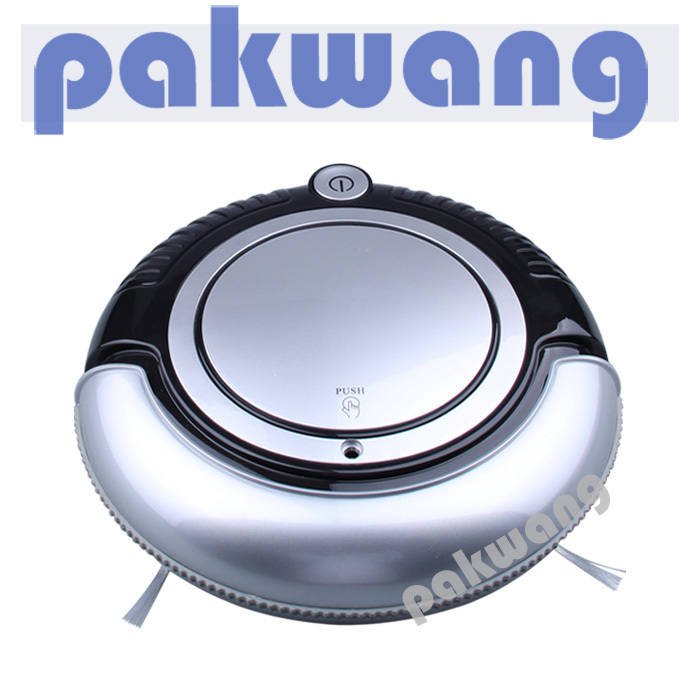 2015 Newest Voice Function Wet and Dry Mopping Robot Vacuum Cleaner With Schedule, Two Side Brushes,Self Charge,robotic mop(China (Mainland))