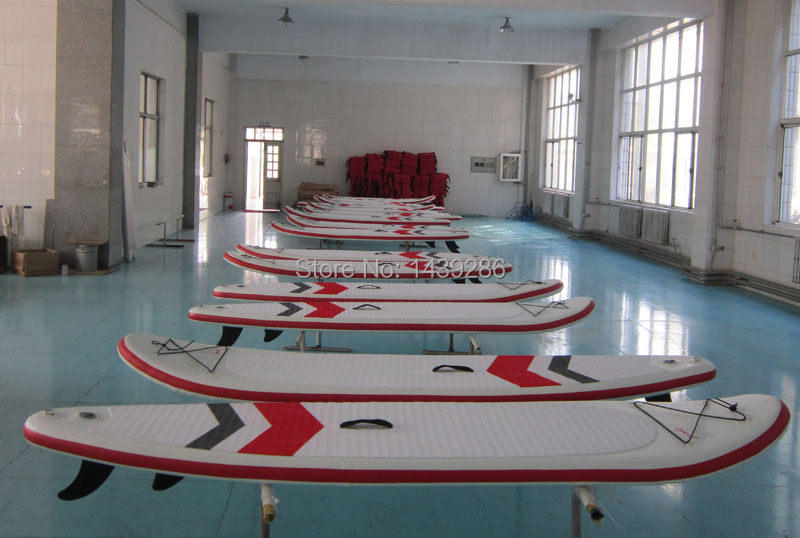 inflatable surf board stand up paddle board(China (Mainland))