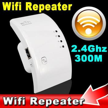 Wireless Wifi Router Repeater 802.11N/B/G Network Wifi Router Expander Wi-fi Antenna Wi fi Boosters Signal Amplifier Repetidor