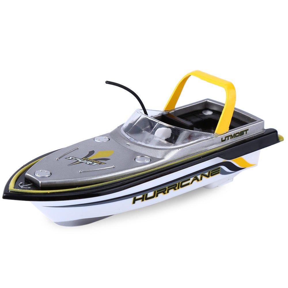 Nuovi Giocattoli All'aria Aperta Da Corsa Barca del RC Elettrico di Controllo Remoto RC 4 Canali Impermeabile Mini speed boat Dirigibile come regalo per bambini(China (Mainland))