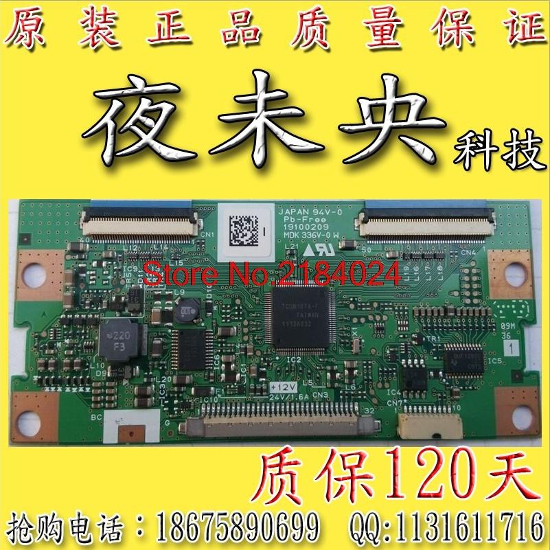 LCD-32CA760 Logic board JAPAN 94V-0 19100209 MDK 336V-0 W