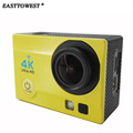 4K Action Camera 1080P 4K 15FPS H7 2 170D Wifi 30M Underwater Helmet Cam Go Waterproof