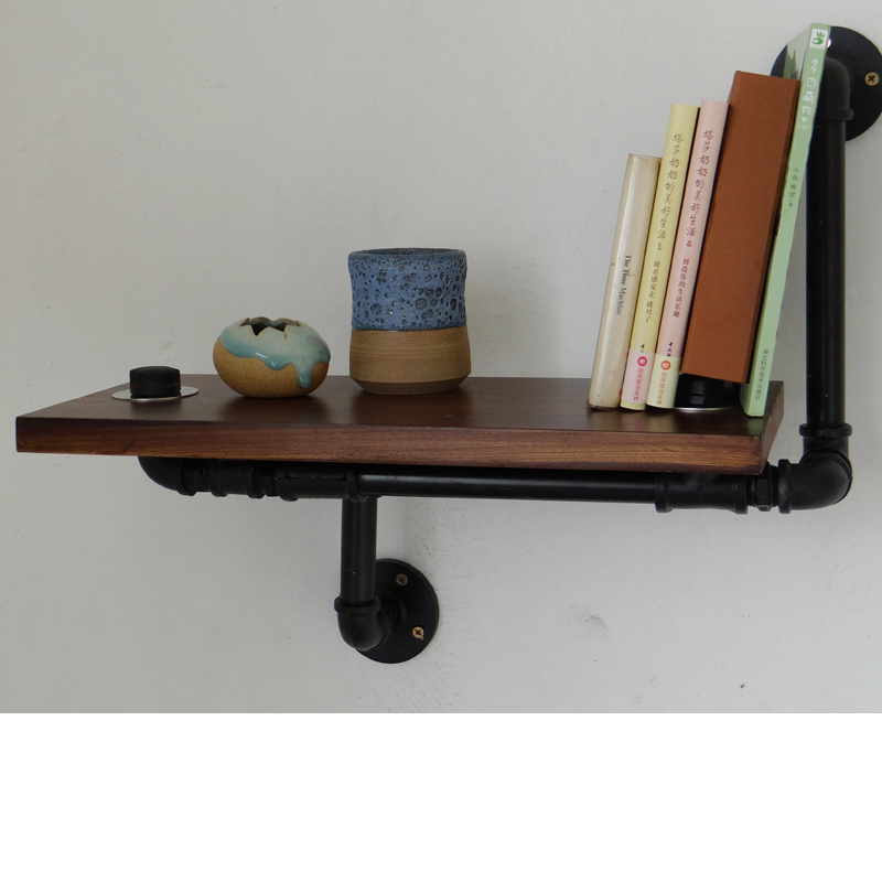 Contact LOFT lamp pipe rack shelf iron wood flower industry clothing store Coffee Museum(China (Mainland))