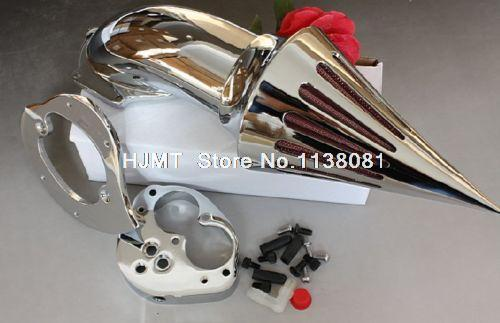 Chrome Air Cleaner Kits Filter for KAWASAKI Vulcan 1500 1600 Classic 2000-2012 Air Cleaner Filter<br><br>Aliexpress
