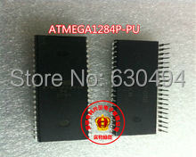 One Lot ATMEL ATMega1284P-PU 20Mhz 40pin PDIP 8-bit Microcontroller IC(CY12) - Promise New and Original store