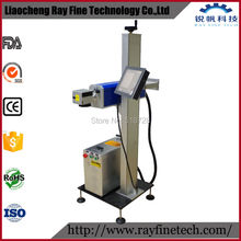 drug box laser co2 machine marking
