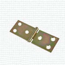 Iron Plating Color Zinc Plate Hinge Plate  Common Hinge Hinge Box Iron Hinge(China (Mainland))