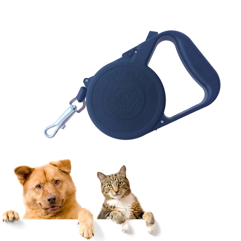 FREE SHIPPING Retractable Pet Leash Lead Rope Extendable Training Lead For Dogs Cats Pet Supplies(China (Mainland))