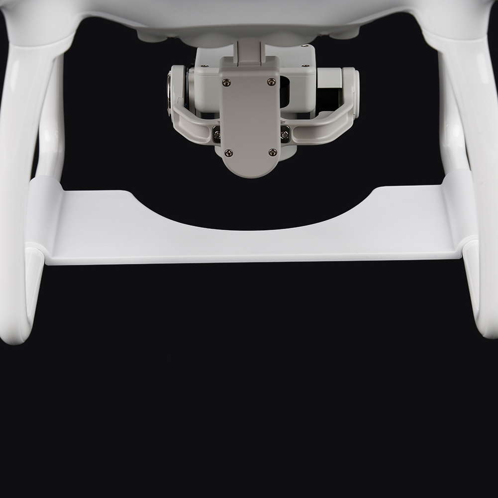 Quadcopter Parts & Accs Plastic Gimbal Guard Camera Protective Plate for DJI Phantom 4 Quadcopter Gimble