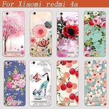 Buy Luxury Cover Case Xiaomi Redmi 4A 5.0 Inch Cool Pattern Painting Colored Phone Cases Xiaomi Redmi 4A Back Cover Sheer for $1.50 in AliExpress store