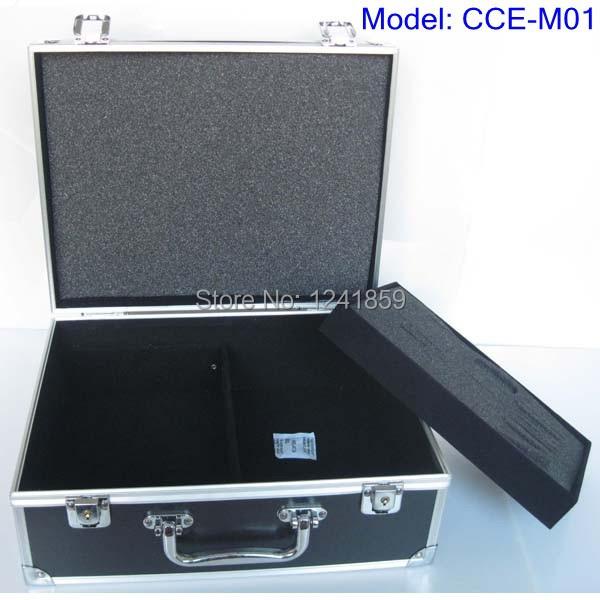 Алюминиевый сплав набор татуировки коробка чехол питания CCE-M01 #