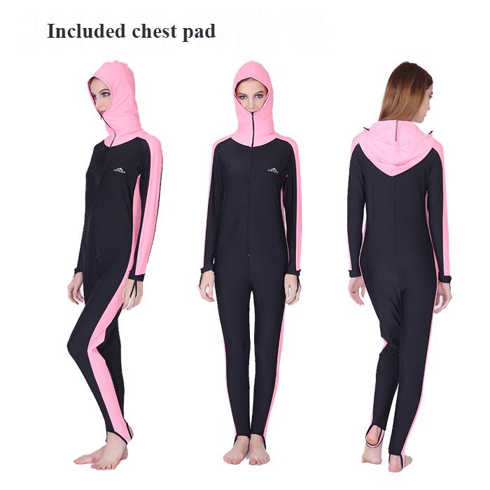 2014 new Diving Wetsuit Women Sunproof Scuba Diving Wet Suit Equipment Surf Wetsuit Diving Suit 3Mm For Women(China (Mainland))