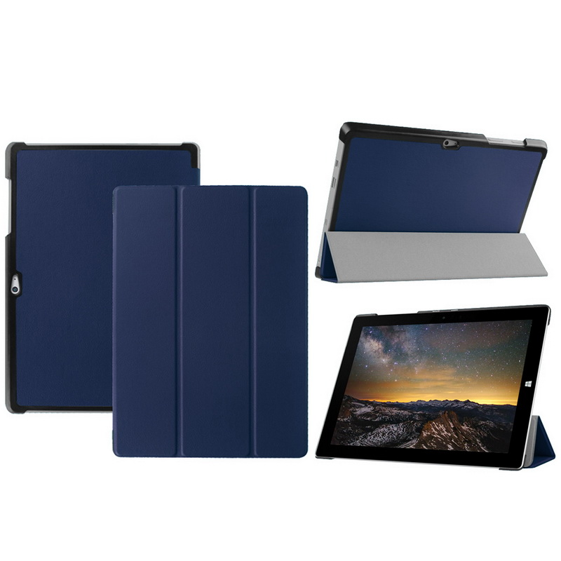Ultra Slim Case For Microsoft Surface 3 10.8 inch,Folding Flip PU Leather Magnetic Smart Stand Cover For Surface 3 Tablet Case(China (Mainland))