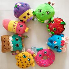 2016 Hot Real 7-9 Pcs Popular Plush Kids Toy Best Christmas Gift(China (Mainland))