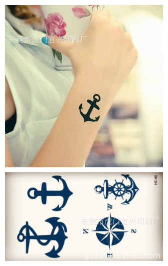 2015 hot sale temporary tattoo temporary body art for Tattoo stuff for sale
