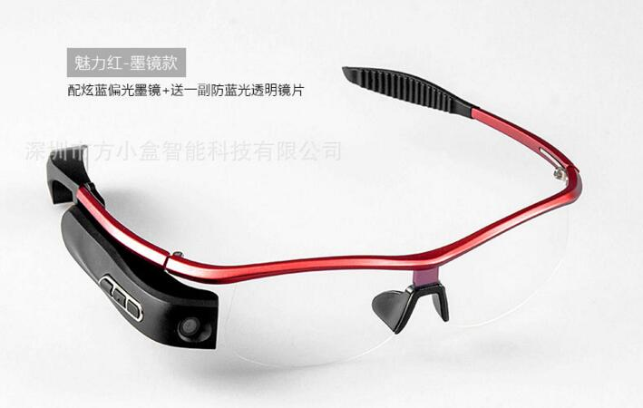 CHEVYTECH 2016 Smart Glasses with Camera Bluetooth connect WIFI Video Record SMART EYEWEAR Polarized Headset Multi-function(China (Mainland))