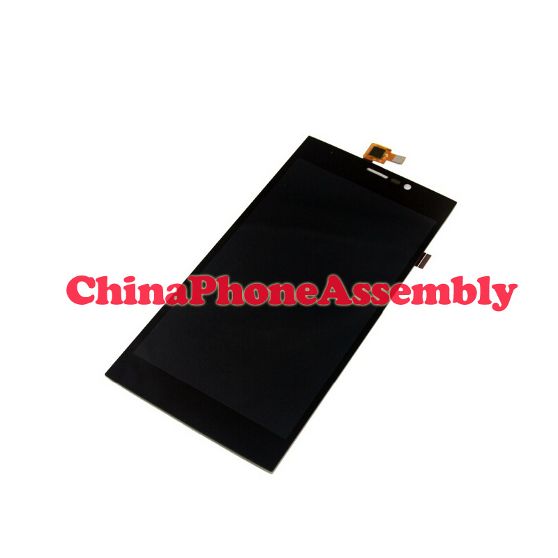 New High Quality For Wiko Ridge Fab 4G LCD and Touch Screen Assembly Digiziter Replacement for Wiko Ridge Fab 4G Free Shipping