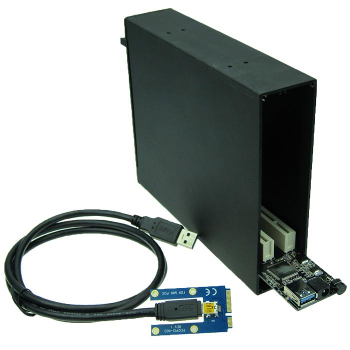 Aliexpress.com : Buy Mini PCIe To 2 PCI 32bit slots ...: http://www.aliexpress.com/store/product/Mini-PCIe-To-2-PCI-32bit-slots-adapter-PCI-express-mini-card-to-PCI-3-0/710969_1328587206.html