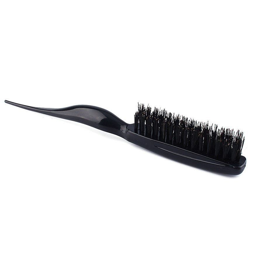 Hair Brush Hairdressing Hairdresser Brushes Teasing Back Combing Brushes Slim Line Styling Comb Tools T16(China (Mainland))