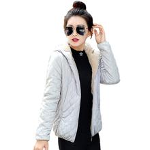 2016 Autumn And Winter Jacket Women Slim Short Snow Wear Wadded Jacket Female Cotton-Padded Jacket Outerwear Winter Coat A426(China (Mainland))