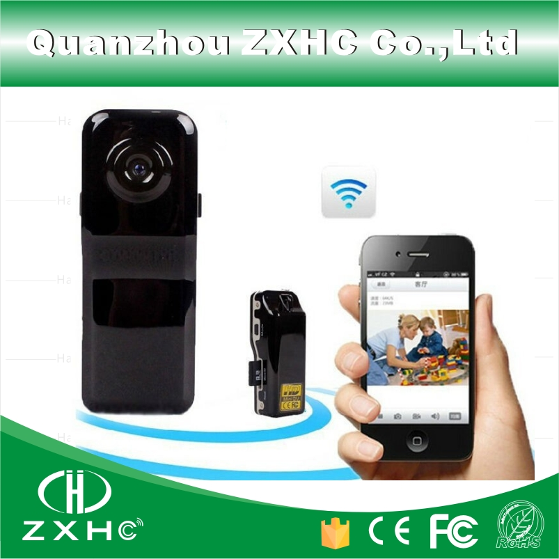 Spy Mini Micro Hidden IP WIFI Camera Recorder DVR Maximally Support 32G SD Card With APP(China (Mainland))