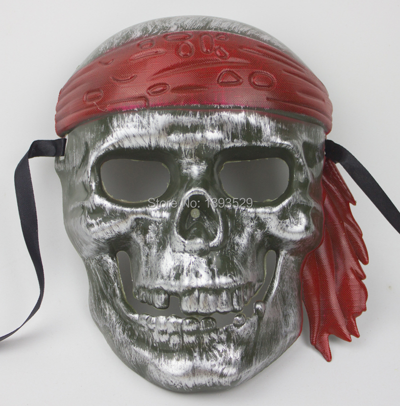 Wholesale 10pcs/lot Pirate Style Party Mask men Masquerade Mask(China (Mainland))