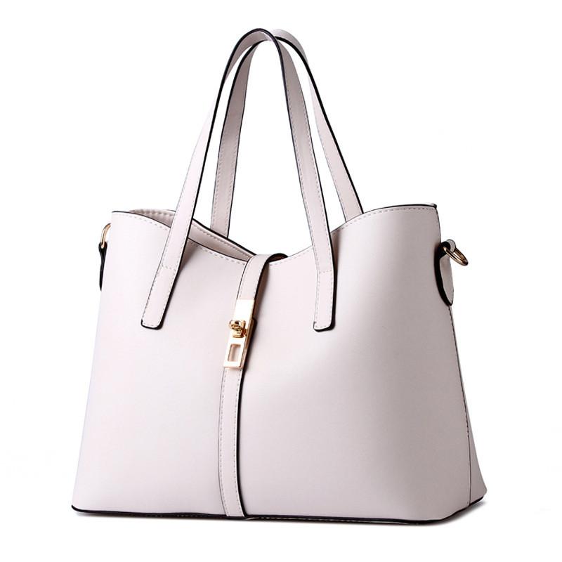 New 2016 Women Shoulder Bags Casual Women Leather Handbags Lady Tote Bag Brand Designer Handbags Women Bag Female Messenger Bag <br><br>Aliexpress