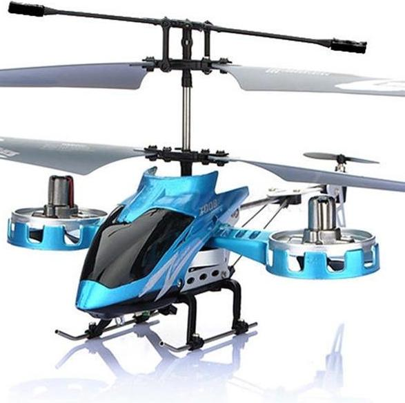 AVATAR Z008 4CH 2.4G Metal RC Remote Control Helicopter LED Light GYRO RTF(China (Mainland))