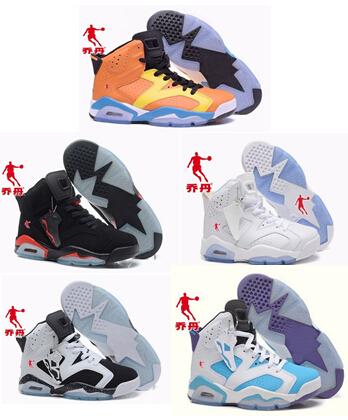 2015 Fashion China jordan 6 basketball Shoes men sneakers authentic retro real original replica sport man shoes size7-13(China (Mainland))
