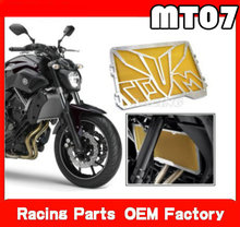 Buy Motorcycle Radiator Grille Cover radiator guard protector grille cover Yamaha MT 07 MT-07 FZ 07 FZ-07 2013-2016 2014 2015 for $35.62 in AliExpress store