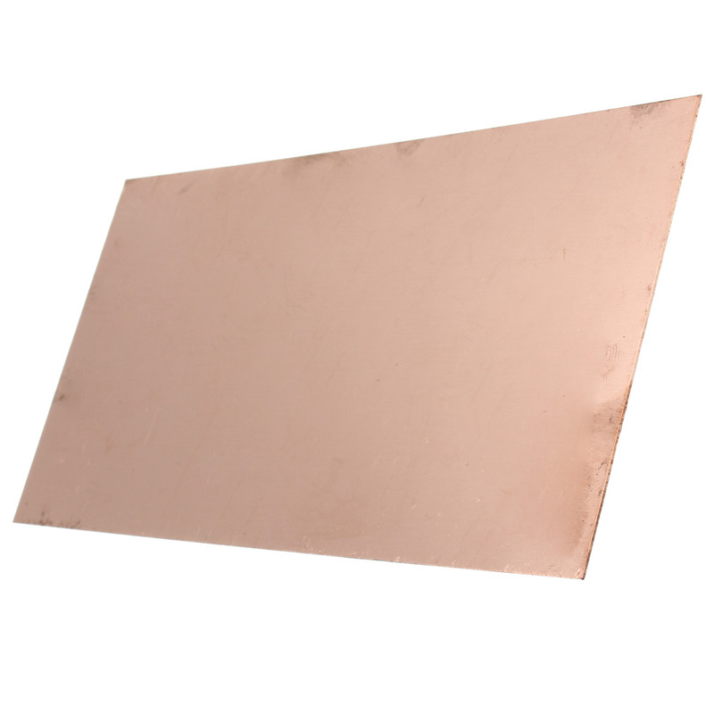 New 99.9% Pure Copper Sheet Plate Options Guillotine Cut 0.5mmThick Promotion Price(China (Mainland))