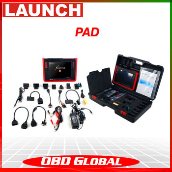 100% original Launch x431 PAD Supports 3G Wifi X-431 PAD auto diagnostic tool free online update code scanner(China (Mainland))