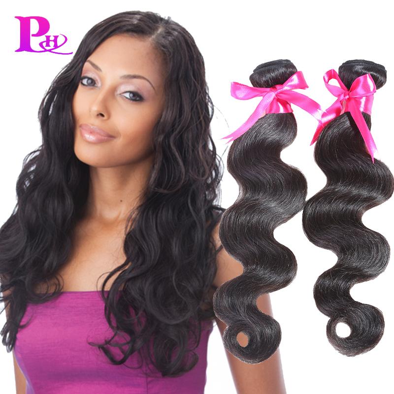 Top Fashion Filipino Virgin Hair Body Wave 3pcs Lot 8a Virgin Unprocessed Human Hair Wet & Wavy Virgin Filipino Hair Human Hair