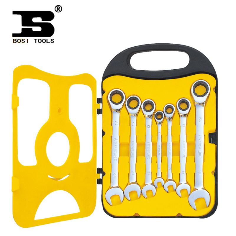 BOSI Qi Jiantao Persian hardware tools gear wrench BS401207 genuine special rasp dremel 2016 Tools<br><br>Aliexpress