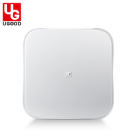 Original Xiaomi Mi Smart Weighing Scale Xiaomi Weigh Scale Support Android 4.4 iOS7.0 Above Bluetooth4.0 white Color