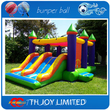 6*3.5*3 inflatable combo bouncers,inflatable bouncer slide,inflatable bounce house(China (Mainland))