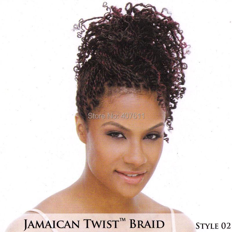 Show Me Crochet Hair Styles : ... Hairstyles Black Women and Crochet Twist Hair Braids under Short Black