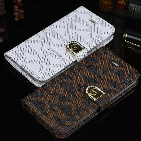 For Samsung Galaxy S4 S5 Note 3 Note 4 Crystal Bling Luxury Rhinestone Flip Leather Wallet Case Best Women/Girls Phone Cover Bag(China (Mainland))