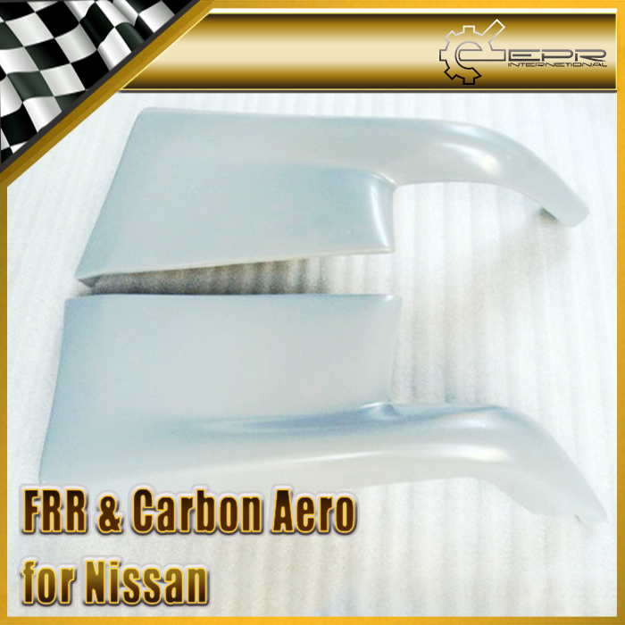 Car Styling For Nissan Skyline R32 GTR TS Style FRP Fiber Glass Rear Spat Apron In Stock(China (Mainland))