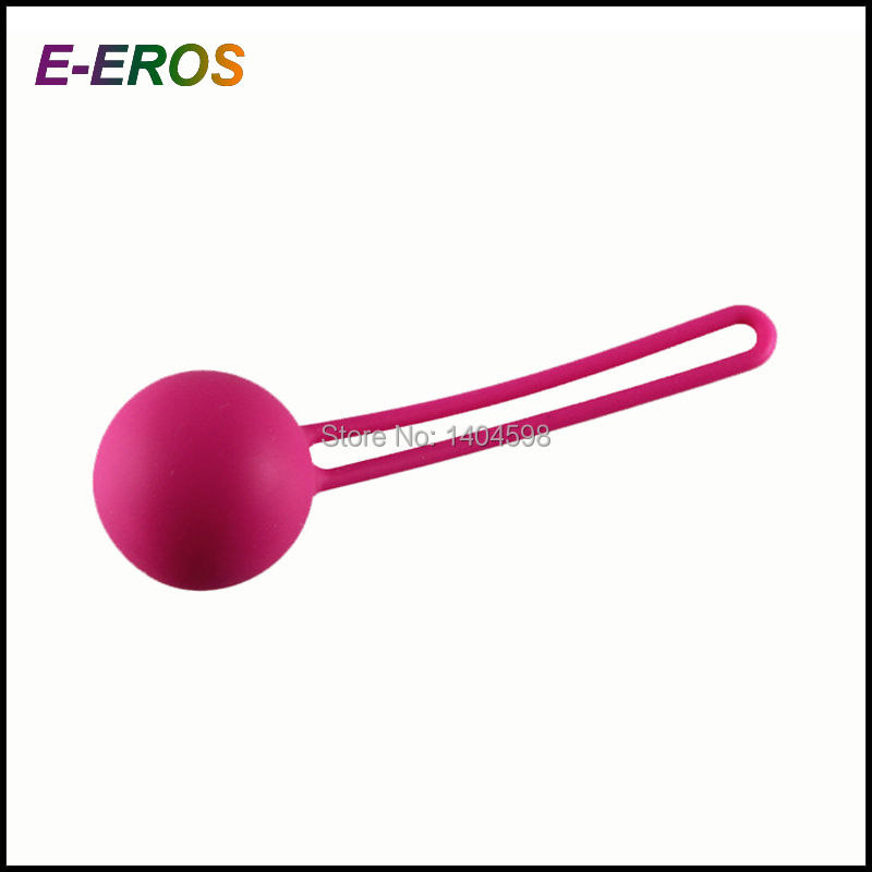 Metel Vagina Trainer Ball Silicone Covered Massager , Body Massager Toys for Female, Adult Product Love Ball, Virgin Trainer(China (Mainland))