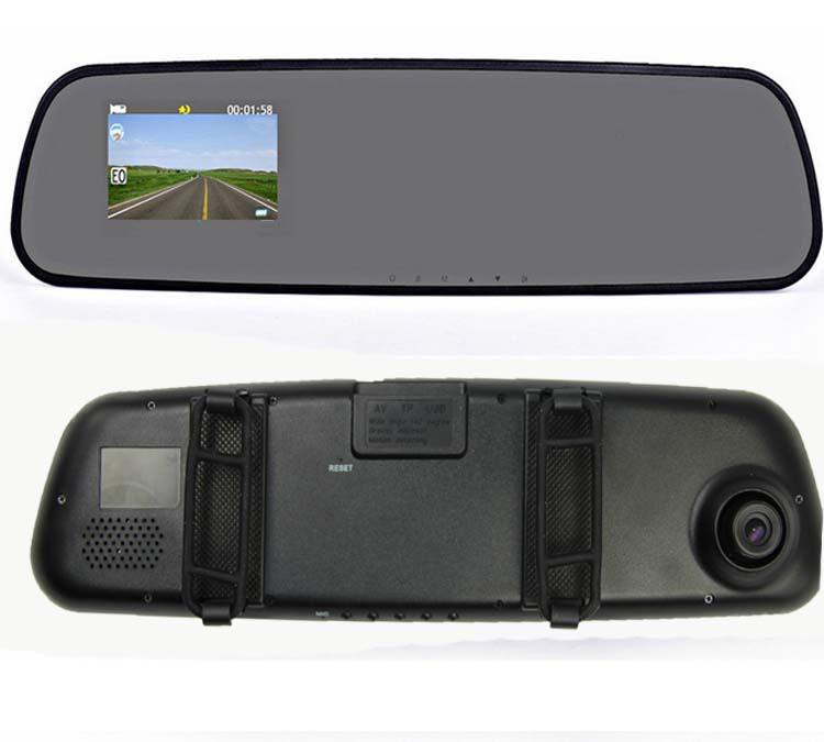 Автомобильный видеорегистратор  Rear view camera HD 720P DVR HD DVR G 2.4 LCD