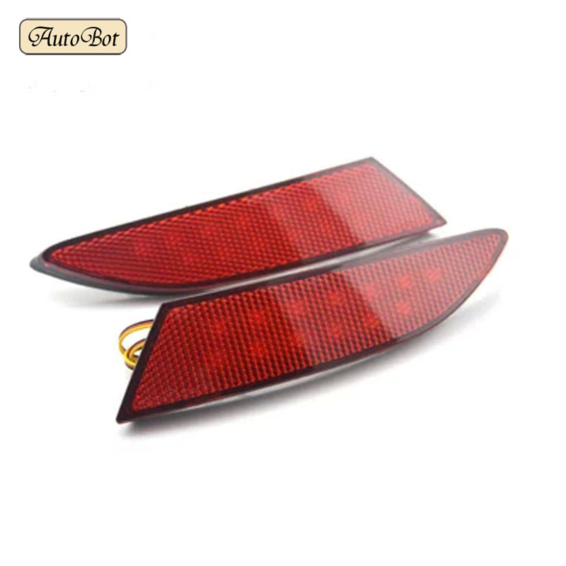 High quality Reflector LED back Tail Rear Bumper Light Brake lamp brake light for Ford Focus 2012(China (Mainland))