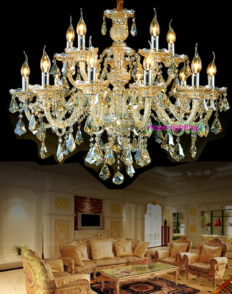 Chandeliers large chandelier lighting top k9 crystal chandeliers bedroom lamp dining room - Dining room crystal chandelier ...
