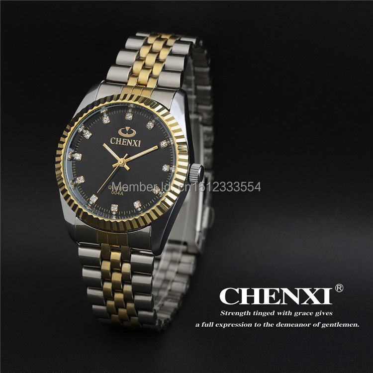 high end fashion brand watches waterproof